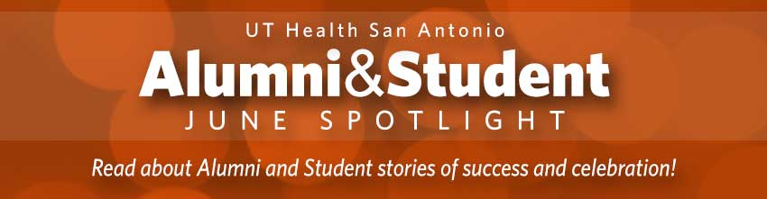 Read about our Alumni and Student Spotlight