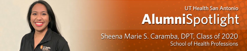 Sheena Marie S. Caramba - Alumni Spotlight