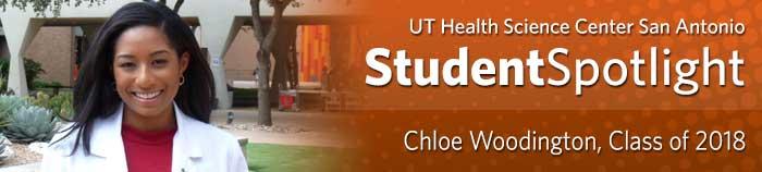 Alumni Spotlight - Chloe Woodington