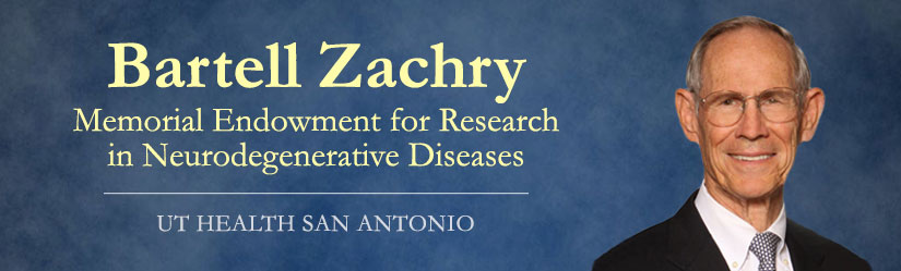 Bartell Zachry Memorial Endowment for Research in Neurodegenerative Diseases