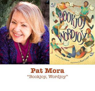 Pat Mora - Bookjoy, Wordjoy