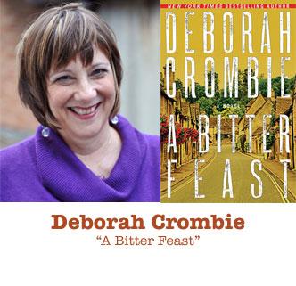 Author - Deborah Crombie