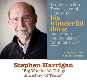Author - Stephen Harrigan