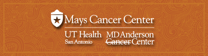 Mays Cancer Center banner
