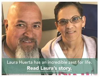 Read Laura Huerta's story
