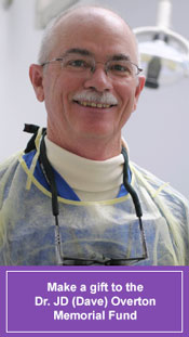 Dr. JD (Dave) Overton