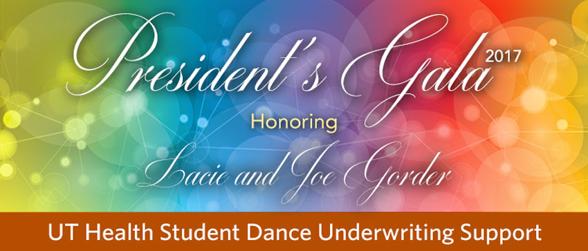 2017 President's Gala Student Dance support