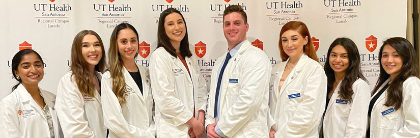 Students in the Laredo Campus Physician Assistant Studies program