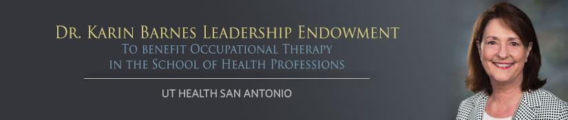 Dr. Karin Barnes Leadership Endowment