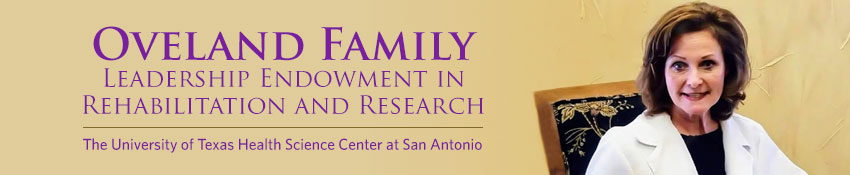Oveland Family Leadership Endowment fund in Rehabilitation and Research