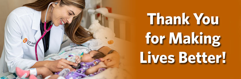 Thank you or Making Lives Better!