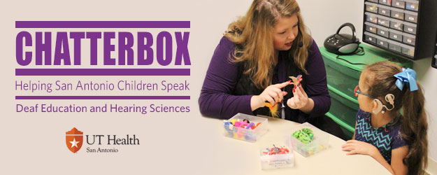 Chatterbox – Helping San Antonio Children Speak