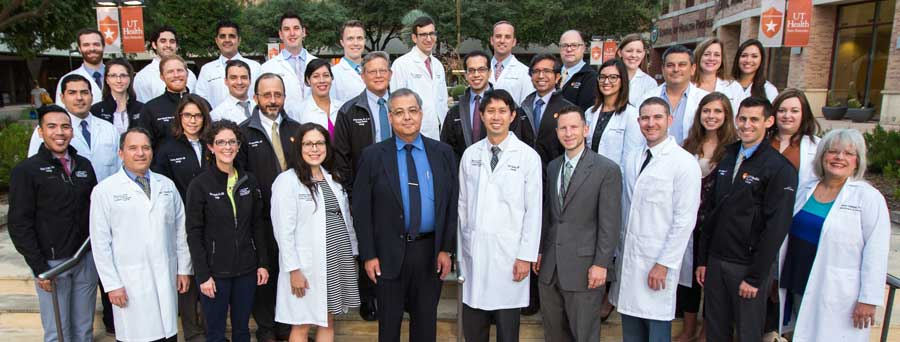 Urology residents 2017-2018