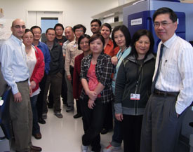 Molecular Medicine - Dr. Huang