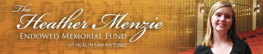 Heather Menzie Endowed Memorial Fund banner