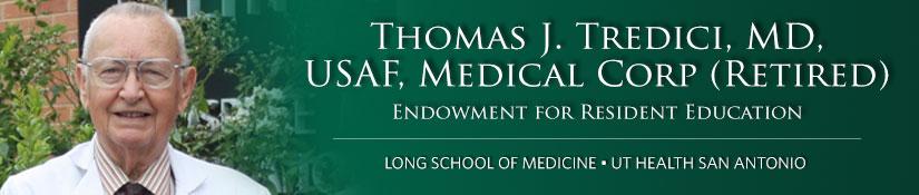 Thomas J. Tredici, MD, U.S.A.F. Medical Corp