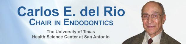 Carlos E. Del Rio Chair in Endodontics