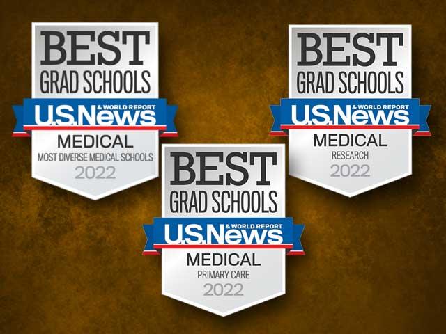 US News & World Report Best Grad Schools