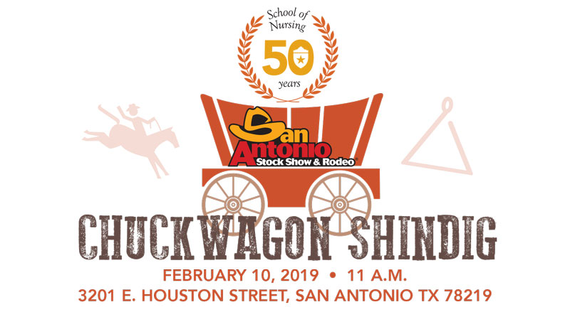 San Antonio Stock Show and Rodeo Chuckwagon event