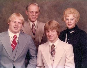 Photo of the Price Family