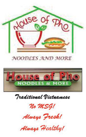 House of Pho Noodles and More